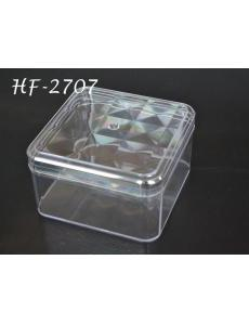 Mini Square Cookies Container