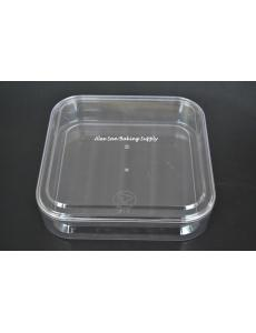 Square Cookies Container
