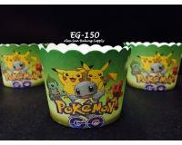 马芬纸杯【Pokemon Go】50pcs