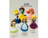 预购Disney Princess 6pcs